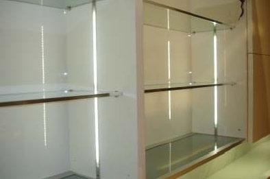 Lights Inside Glass Shelf Box Recessed Mounted Led Strip