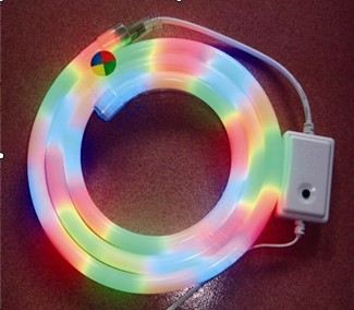 Rgb neon flex with segment color changing ledneonflexrope lightled led chase changing rgb neon flex neonmulti color led neon light features and benefits through the controllerrgb led neon flex use rgb color mixing aloadofball Images
