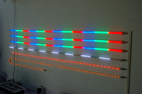 RGB Neon Flex,Segment Color Changing Video-LEDNeonFlex,Rope light